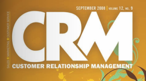 Logo CRM Magazine